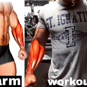 Forearm Muscles Workout Exercises - تمارين السواعد