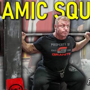 Dynamic Squats With Dave Tate (How & Why)