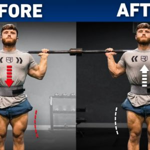 The Fastest Way To Blow Up Your Squat (4 Science-Based Steps)