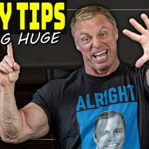 5 Easy Tips For a Successful Diet (Get HUGE)