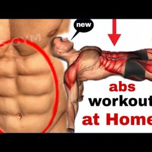 The Best Abs Exercises For All Levels Of Gym-Goer💢تمارين البطن لجميع المستويات 🏠🏠