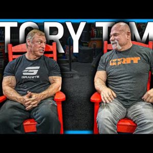 """""""Story Time"""" Cattle Prod Training, Westside Barbell, & More (Dave Tate 