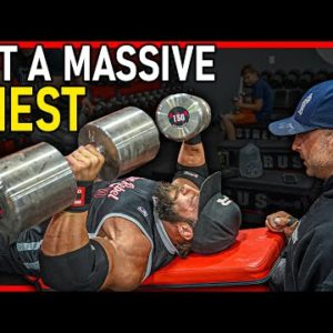 Chest Workout for MASS | Guy Cisternino